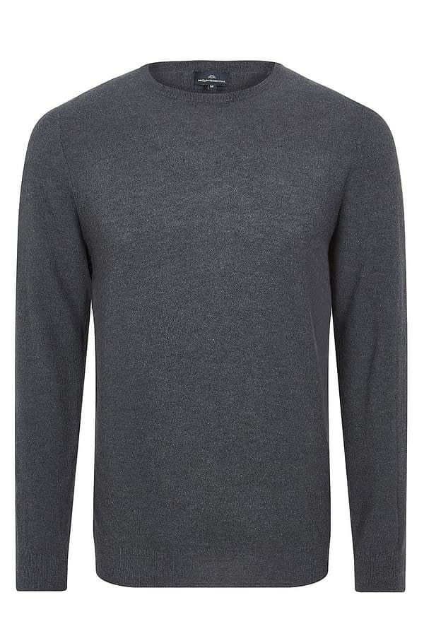 CONNERY - Grey crew neck