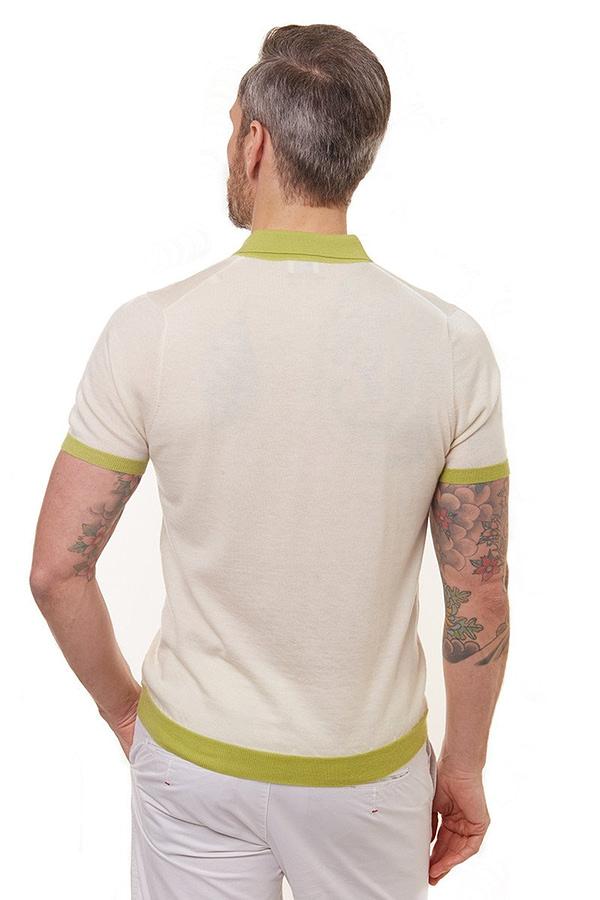 Sol Polo Shirt Pistachio
